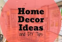Best Home Decor Ideas and DIY Tips / All my favorite home decor ideas and and DIY tips and styles all in one place. These are the products, tips and DIY projects that resonate with this natural mom.