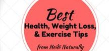 Best Health, Weight Loss, Exercise Tips / All the best tips for health, weight loss, and exercise are collected here.