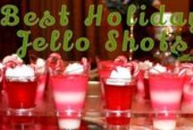 Occasion / Holiday Jello Shots / Jello shots for every holiday, occasion, or party!