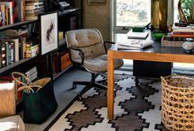 workspace / by Kate McCormick