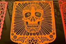 Day of the Dead / Skulls, Catrinas, Day of the Dead, ofrendas, altars. / by Mexico Import Arts