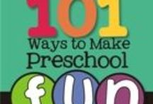 Homeschool Preschool / Find out how to homeschool preschool in an easy and natural setting that produces a great love for learning. #homeschoolpreschool #preschoolcurriculum