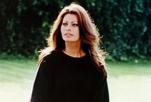 Icon : Sophia Loren / by Foley + Corinna