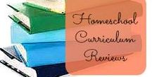 Homeschool Reviews / Get reviews on all the popular homeschool curriculum, books and resources from a veteran homeschool mom. #homeschoolreviews #homeschoolcurriculum #curriculum