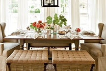 Welcome Home: Dining Room