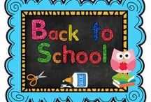 Back to School / by The Teaching Resource Resort