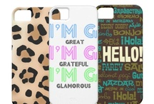 iPhone 5 Cases / by I'm G Clothing & Accessories