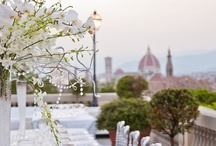 Wedding in Italy / by Osnat Eldar SIGNATURE EVENTS