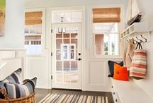 Welcome Home: Mudroom & Basement
