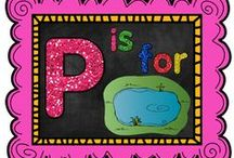 P is for Pond / All things POND! / by The Teaching Resource Resort