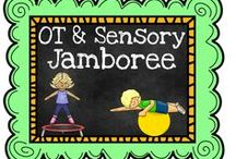 OT and Sensory Jamboree / This board will feature pins for all things related to Occupational Therapy and SPD from a mom's perspective.  I will post articles, advice, toys, and tips that are helpful for improving your child's quality of life.