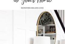 Home Decor Ideas / Homes Decor Ideas