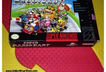 Super Nintendo / The greatest video game system ever. / by Do Not Wear Shoes