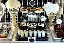 Party Ideas / Inspiration for throwing the best bash.