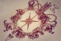 Tattoos / by Hilda Cubias