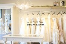 | LOVE & LACE | / The most darling, warm, and charming bridal boutique is Love & Lace Bridal and Tailor in Orange County. Find unique designers and dresses to make your jaw drop, perfect for your wedding day!