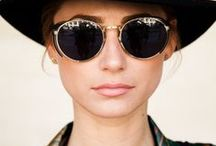 | Sunnies | / Sunglasses to finish off the perfect outfit/look.