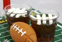 Super Bowl Ideas and Jello Shots / Super Bowl and Tailgating party ideas, decorating ideas, and recipes!