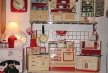 Vintage Kitchen / Old time kitchen classics / by Connie M.