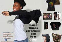 Afrocentric Gifts & Apparel / Afrocentric Gifts & Apparel: t shirts, cases, bags, posters, jewelry, pillows, clocks and more. Follow Us on FB at facebook.com/AfrocentricApparelandMore / by I'm G Clothing & Accessories