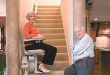 Bruno Straight Indoor Stairlifts / Bruno Straight Stairlifts are the global gold standard, featuring made-in-America quality, reliability and craftsmanship not found in any other stairlift.