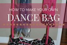 "Dancers- Fun Ideas & More / Fun ideas that will keep you inspired & ""on pointe!"""