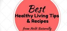Best Healthy Living Tips and Recipes / I'm going to be sharing all my healthy living tips here. There will be healthy recipes, weight loss tips, healthy eating with kids, healthy snacks, breakfast, lunch, & dinners, how to eat well on a budget, how to lose weight, and just how to live a healthy life.