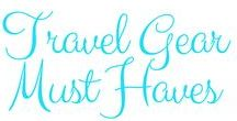 Travel Gear Must Haves / All the must-have travel and Disney gear I talk about on VivaciousViews.com is right here!!    #Ad Click Here for more Travel Recommendations: https://www.amazon.com/shop/vivacious_views