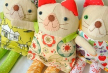 Sew Cute / Fun little sewing projects. / by Paula Castleberry