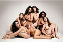[ the real beauty ] / Beauty Comes in All Shapes and Sizes
