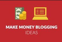 Make Money Blogging Ideas: ✅✅✅ / Articles which shows, teaches or give tips to make money online.  http://www.ShoutMeLoud.com