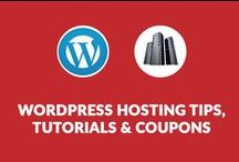 WordPress Hosting Tips, Tutorials & Coupons / Learn everything about WordPress Webhosting  here. Get Exclusive promos, coupons & our specialty videos.  You can download WordPress hosting eBook from http://www.shoutmeloud.com/downloads