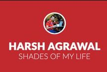 Harsh Agrawal: Shades of My life [Personal board] / This Pin-board is more of my personal board where I pin news & stories related to my life. At times, I also pin stories from my latest tour. One part of my life is living as a #Digitalnomad.  So far, I have been to #Thailand, #Unitedstates #Bali to name a few place.