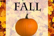 Fall / by Diane Cloud