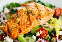 Healthy Recipes / Try these healthy recipes that won't hurt your diet.