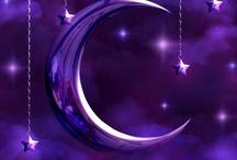 MOON @ STARS! / by Sandra Jones