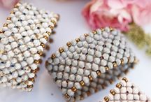 Accessorize / Earrings, necklaces, bracelets and other pretty things. / by Jill Smith