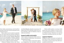 My Work Published in Magazines/Wedding Blogs