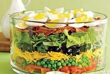Salad / Salad Dressing / by Lyluve