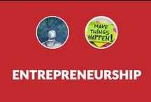 Entrepreneurship {Entrepreneur + Ship}