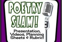 Teaching Poetry / by Running Things with Runnels