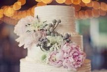 The Sweetest Thing / Inspiring wedding cakes and desserts.