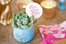 For Your Guests / Our favorite favors and other fun things.