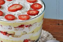 Desserts / by Diane Cloud