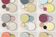 Color Inspiration / by Diane Cloud
