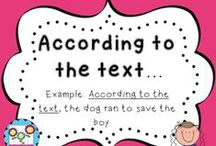 Close Reading / by Running Things with Runnels