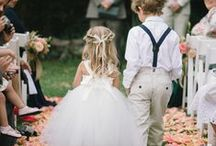 Ring Boys & Flower Girls / Details and dressings for the littlest ones in your entourage.
