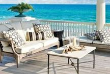 Ocean inspiration / A room with sea breeze...