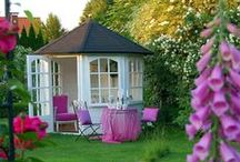My little home / My secret nook in the garden...