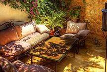 Terrazza alla Moda / Great terrace ideas
